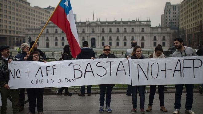 no más AFP