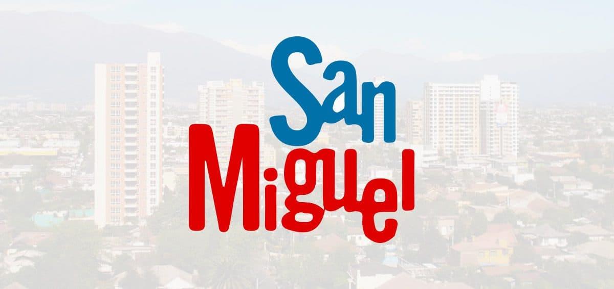 comuna de San Miguel