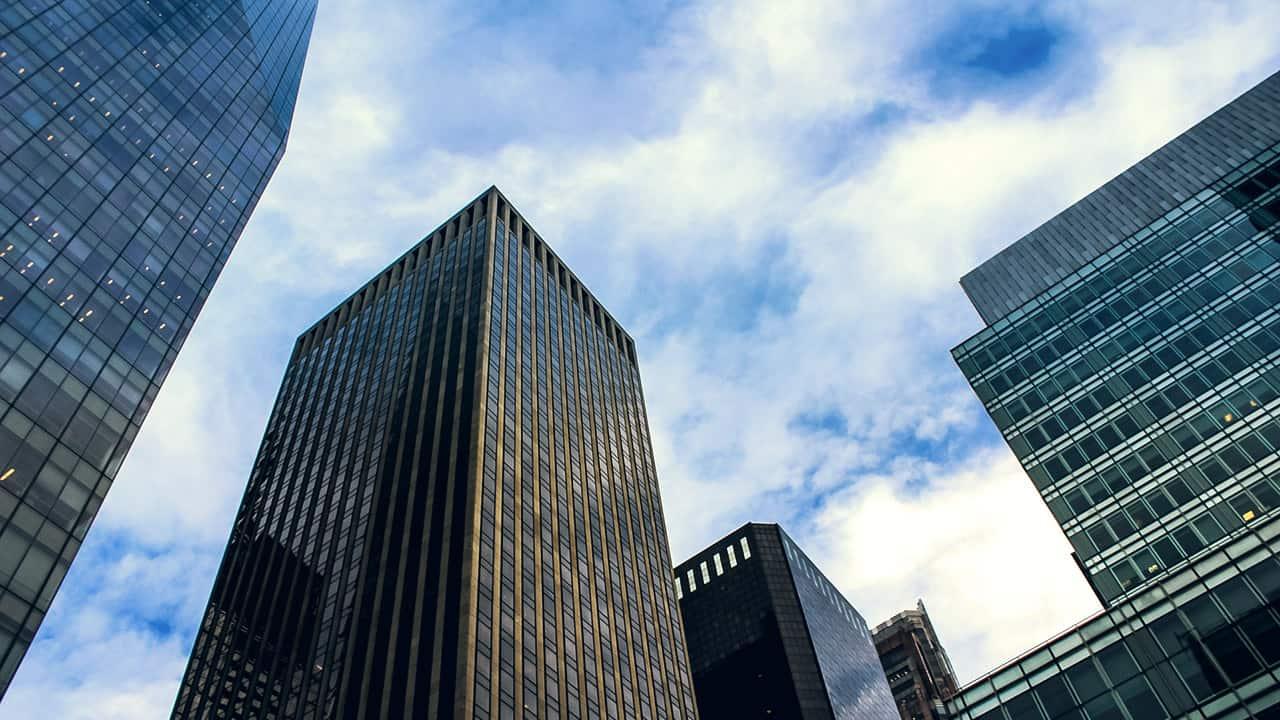 Principales zonas de oficinas de la capital se emplazan en for Oficina postal mas cercana